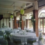 The Pavilion Terrace Room