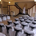 Marriage Ceremony Set Up