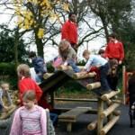The Playground Opening