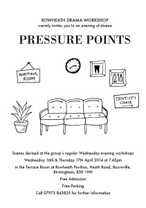 2013-03-21 Rowheath Drama Pressure Points A5 web